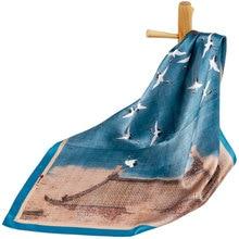 Чистый Шелковый шарф, женский шарф, платок, шарф для волос, китайская живопись, бандана для шеи, мужской квадратный шелковый женский головной шарф