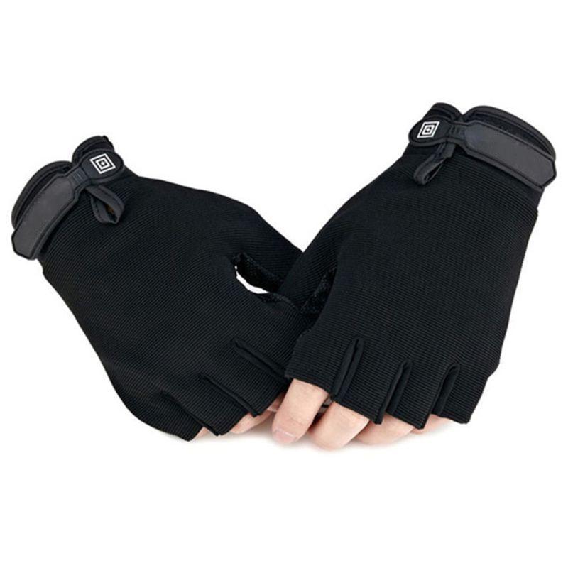 Mens Tactical Gloves Lightweight Breathable Riding Gloves Women Non-slip Wearable Full Finger And Half Finger Gloves
