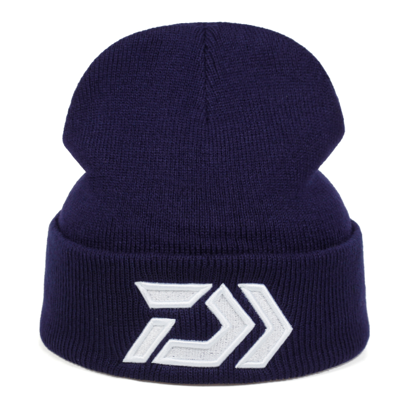2019 High Quality Embroidery Wool Hat Fashion New Outdoor Leisure Hats Autumn And Winter Cold Caps Couple Universal Warm Cap