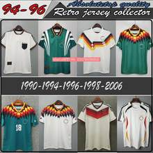 Top quality 1988 1990 Germany Retro Soccer Jerseys 1994 Futbol Camisa Deutschland home KLINSMANN Matthias 88 90 94 away Classic(China)