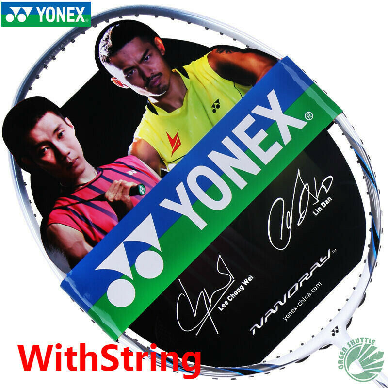 2020 New Genuine Yonex Badminton Raquets NR50 Carbonnanotube Graphite Racket With Gift