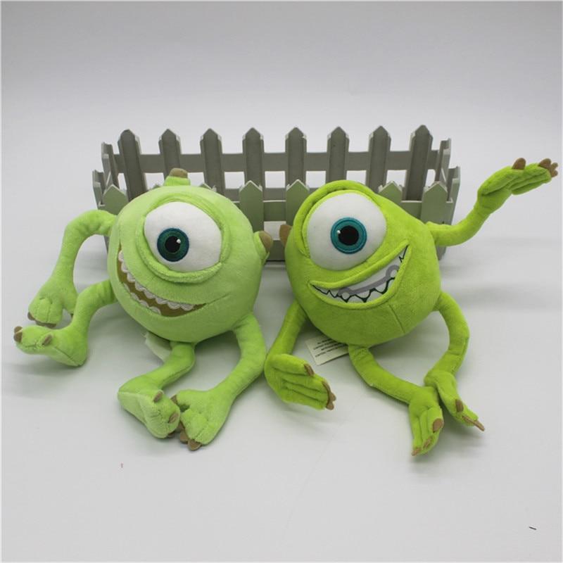 1 шт 20 см Mike Wazowski плюшевые игрушки лучший подарок для детей