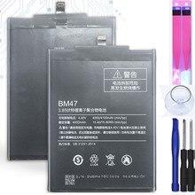 Аккумулятор для Xiaomi Redmi 3 3S 3 Pro 4X, оригинальный Mpn: Bm47