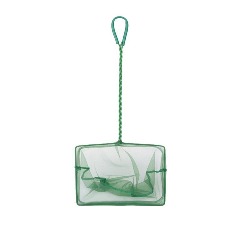 High-quality Fishing Net Made Of Tear-resistant Nylon For Aquariums Large Net Allows Easy And Gentle Catching Of Fish 5 Size