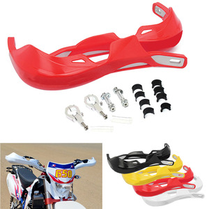 1 Pair Motorcycle 22mm 28mm Handlebar Hand Guards Handguard Protector Motocross Dirt Pit Bike Off Road(China)