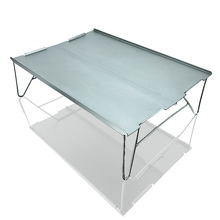 Nuevo diseño de estilo mesa plegable al aire libre mesa de camping