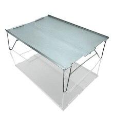 Yeni stil tasarım açık katlanır masa kamp masası