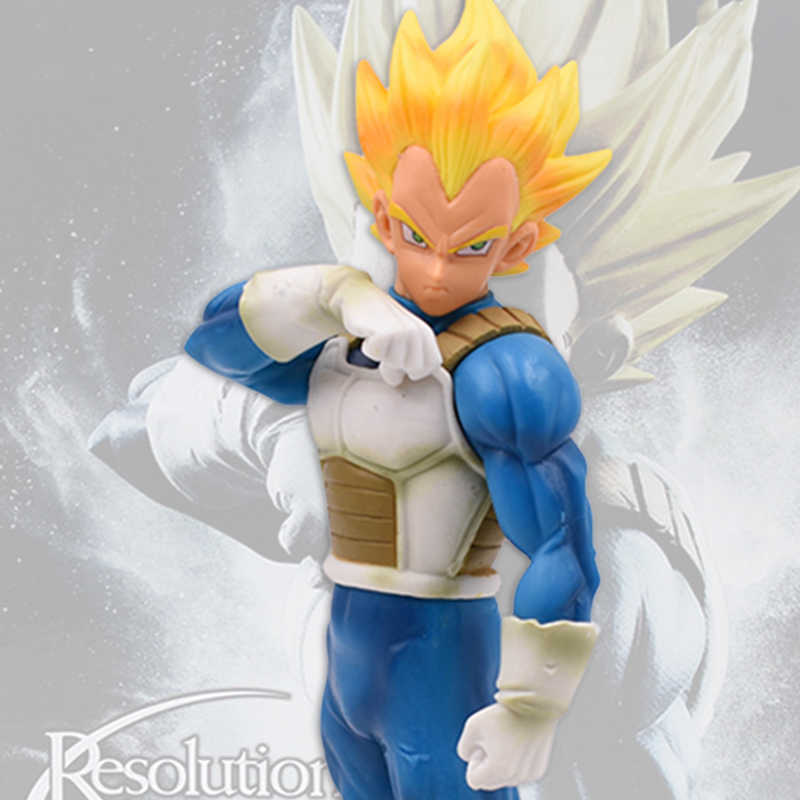 19cm Dragon Ball Z Super Saiyan Ontwaken Soldaat Vegeta Gohan PVC Anime Action Figure DBZ Collection Model Pop Speelgoed voor Kids
