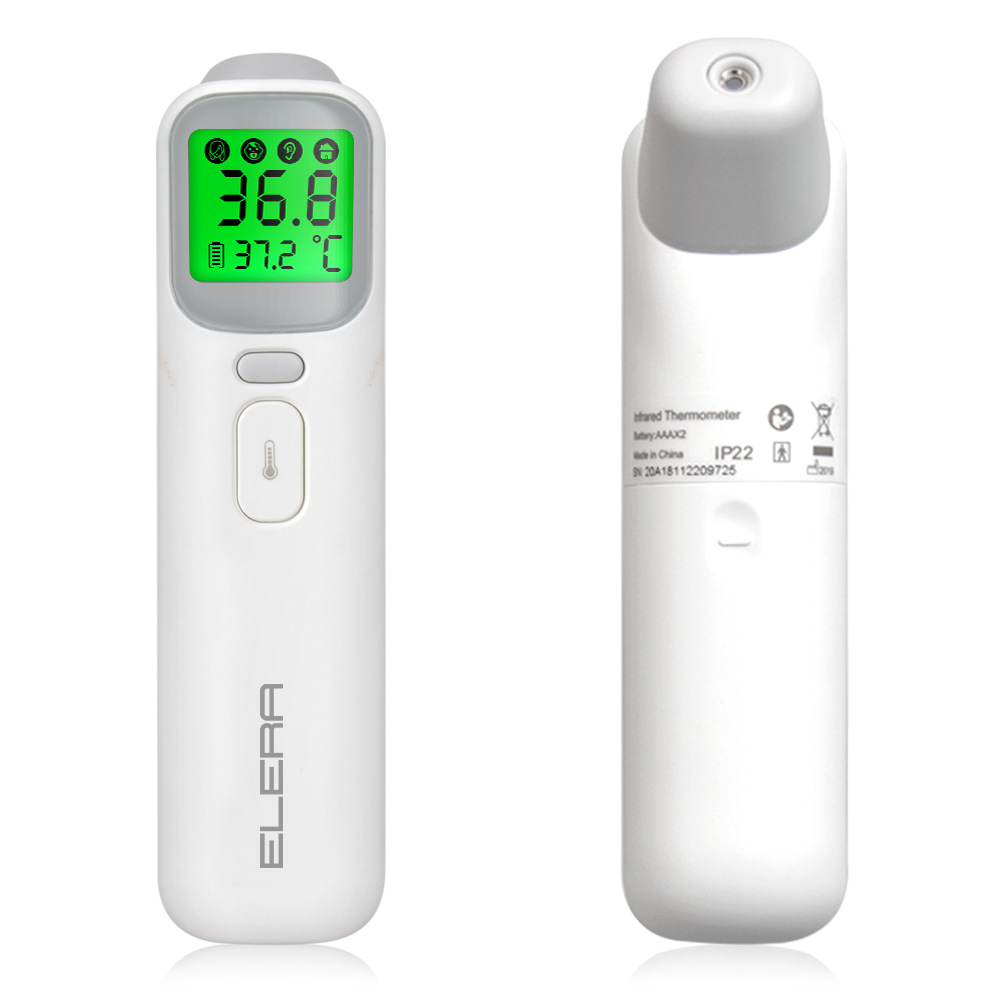 Baby Thermometers Infrared Digital LCD Body Measurement Forehead Ear Non-Contact Adult Body Fever IR Kids Thermometer Baby Care