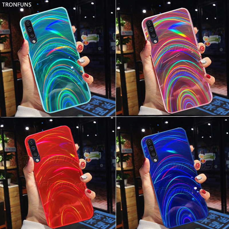<font><b>Glitter</b></font> Rainbow <font><b>Case</b></font> For <font><b>Huawei</b></font> P30 P20 Mate 20 Pro PSmart Plus Honor 20i 10i 10 Lite 8X 8A 8S Y9 <font><b>Y5</b></font> Y6 Y7 Prime <font><b>2019</b></font> Soft Cover image