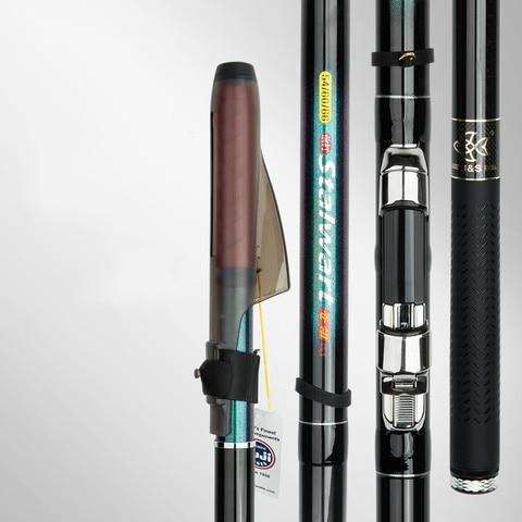 46 t fibra de carbono front end vara de pesca 5 4 m 6 6