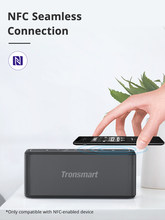 Original elemento Tronsmart Mega Pro 60W Bluetooth 5,0 altavoz SoundPulse mejorado Bass IPX5 asistente de voz NFC TWS emparejamiento de nuevo