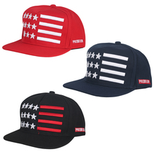Men Snapback Baseball Caps Five-Star Striped Embroidery Flat Hip Hop Basketball Hats K Pop Kids Casquettes Dance Short Sombrero