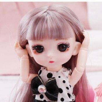 Кукла шарнирная 17 см. 5