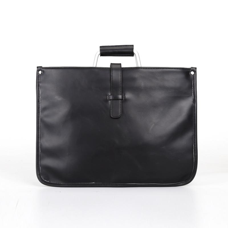 Handbags Crossbody Bags Men's High Quality Luxury Business Messenger Bags Laptop Crazy Horse Leather Travel Shoulder Bags