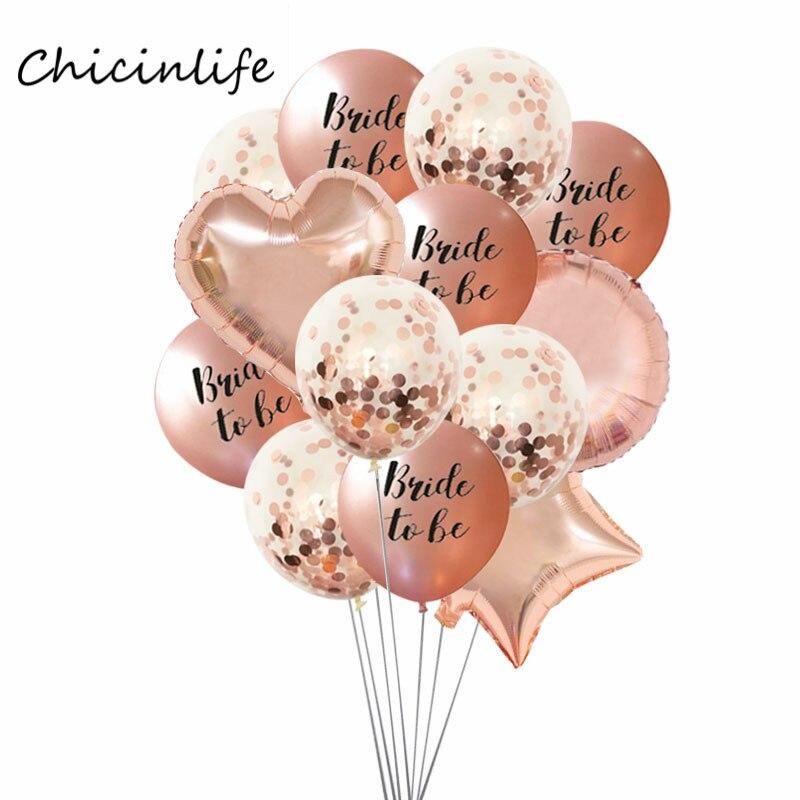 bride to be ballonnen vrijgezellenfeest