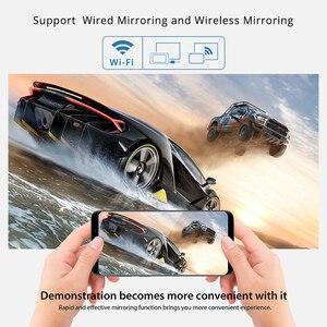 Image 4 - Touyinger L7 LED 1080P 저렴한 갓성비 프로젝터 가정용 강의용 빔프로젝터 , 풀 HD 미니 브랜드 USB 비머 4500 루멘 안드로이드 7.1 와이파이 블루투스 홈 시네마 HDMI