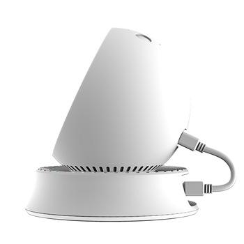 Ładowalna stacja dokująca do wspornika punktowego Amazon Echo do wspornika punktowego Echo inteligentny głośnik z funkcją ładowania 5200Mah tanie i dobre opinie YMZ3WZY CN (pochodzenie) Amazon Echo spot Base with charging function X 1 115*30MM 5V USB to micro USB Echo spot Bracket