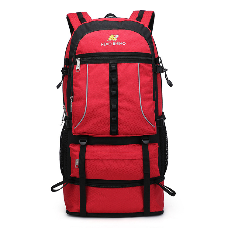 Manufacturers Cross Border New Style Large Capacity Luggage Bag Men And Women Waterproof Lightweight Outdoor Casual Sports Hikin