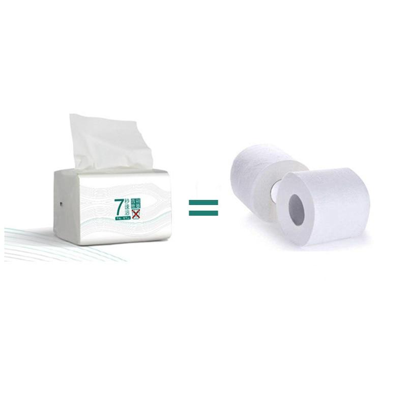 3 Pack Toilet Paper Bulk Bath Tissue Bathroom White Soft 3 Ply Tissues Home Bath Toilet Roll Toilet Paper