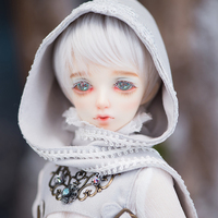 BJD doll joint ball doll Niella Minifee 1/4 boy baby High quality toy free eyes