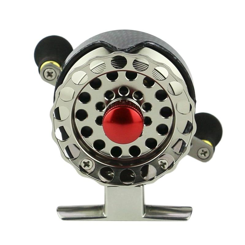 jangada roda carretel de pesca esquerda direita 4 1bb 3 5 1 semi metalico carretel de
