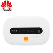 Unlocked Huawei E5220 21.6Mbps 3G Mini WiFi Mobile  HSPA+ UMTS Wireless Router Pocket Hotspot pk E5330 E5251 E5336 Tablet Laptop цена и фото
