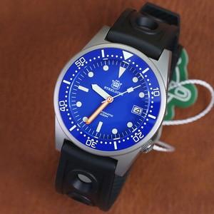Image 3 - STEELDIVE montre de plongée automatique pour hommes, étanche, Shark NH35, 1979 m, mécanique, étanche, 200, nouvelle collection 2020