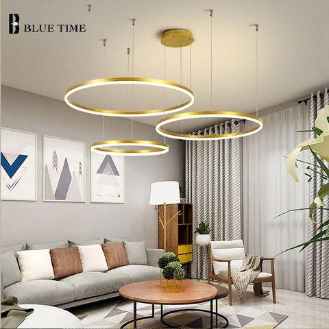 luzes acrilico forma redonda iluminacao lustre lamparas deco deth luminarias