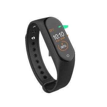 M4 Smart Bracelet Smart Band Wristbands Fitness Tracker Health Heart Rate Blood Pressure Bluetooth Sport Bracelet Smart Band