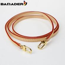 BAMADER 고품질 가방 스트랩 가방 교체 액세서리 정품 가죽 어깨 스트랩 디자이너 가방 스트랩 가방 액세서리 obag