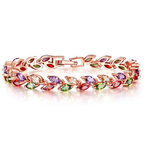 Image 1 - Bettyue New Arrival Bracelet For Female Fascinating Bangle With Zirconia Muliticolors Choice In Wedding Party Charming Jewelry