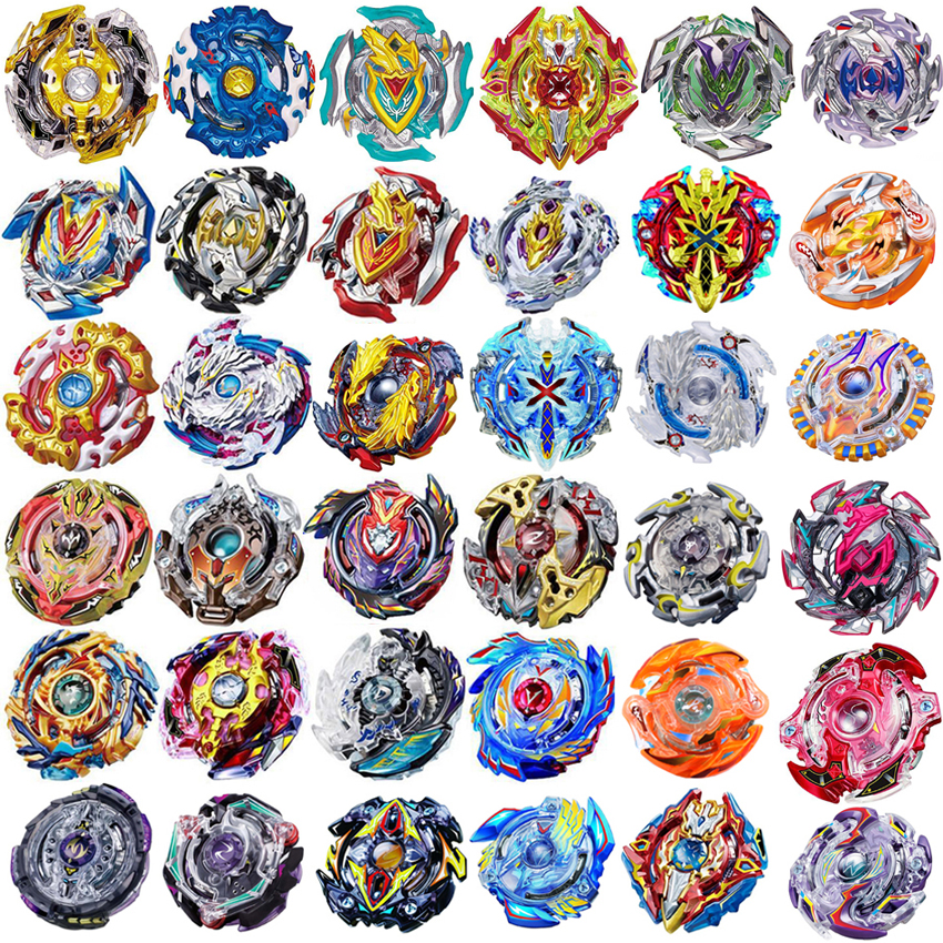 2020 All Models Launchers Beyblades Burst GT Toys Arena Metal God Fafnir Spinning Top Bey Blade Blades Toy