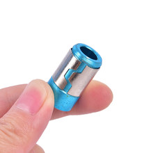 Universal Magnetic Ring Alloy Magnetic Ring Screwdriver Bits Anti-corrosion Strong Magnetizer(China)