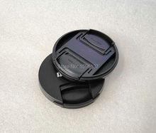 10 adet/kamera Lens kapağı 49mm 52mm 55mm 58mm 62mm 67mm 72mm 77mm 82mm LOGO Canon
