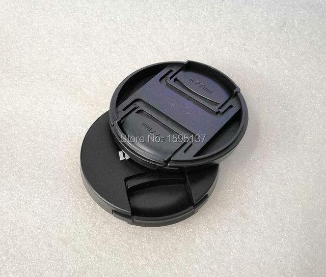 10pcs/Camera Lens Cap 49 millimetri 52 millimetri 55 millimetri 58 millimetri 62 millimetri 67 millimetri 72 millimetri 77 millimetri 82 millimetri LOGO per Canon