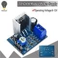 Модуль питания TDA2030, плата аудио усилителя TDA2030A 6-12 В