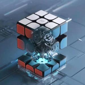 Image 5 - オリジナル xiaomi mijia bluetooth マジックキューブスマートゲートウェイルービックパズル知育玩具子供のための大人の仕事