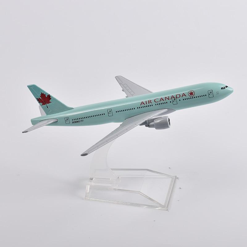 avião modelo aeronaves diecast metal 1 400