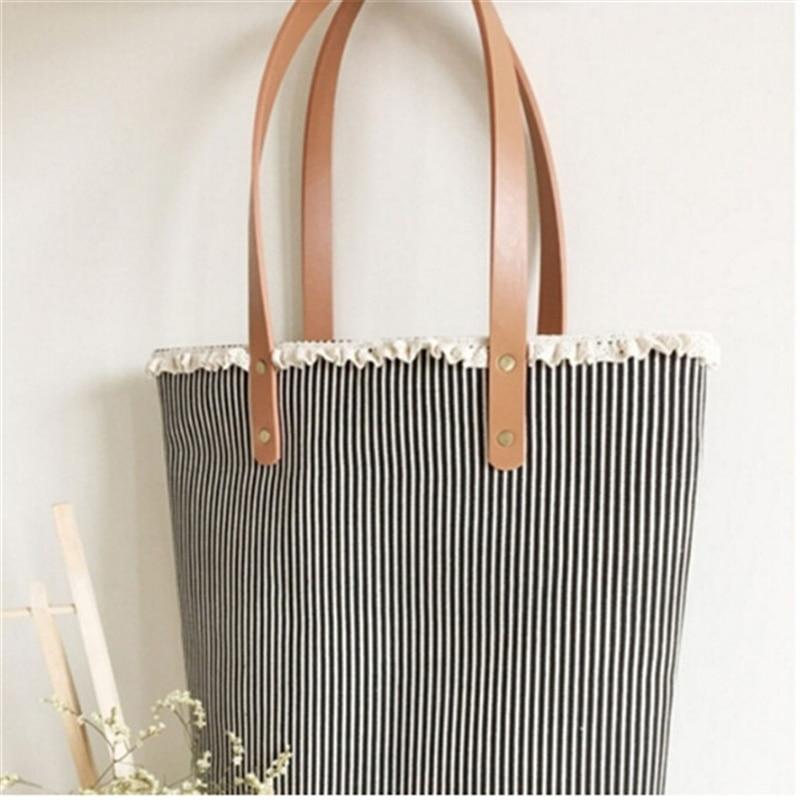 2PCS Bag Belt Detachable PU Leather Handle Lady Shoulder Bag DIY Replacement Accessories Handbag Band Handle Strap Band