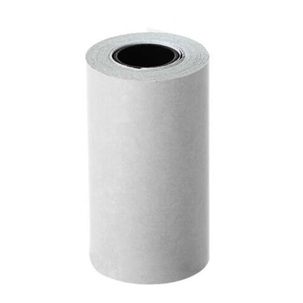 Thermal Paper 57x30 mm Pos Printer 1 Rolls Mobile Bluetooth Rolling Hospitality Papers Pos Register Cash Paper X7J6