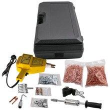Spot Stud Welder Pulling Hammer Electrode Lock Shrinking Electrode 220V 50/60Hz Puller Welding Machine Wire 220V 1600A 800VA