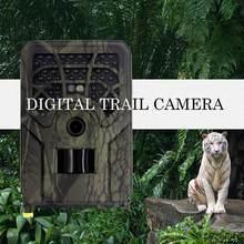 Telecamera da caccia all'aperto 720P PR300C Wildcamera versione notturna di sorveglianza selvaggia telecamere per Scouting della fauna selvatica foto trappole traccia