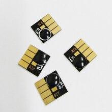 Vilaxh совместимый чип 655 Авто Сброс чип замена для hp 655 Deskjet 3525 5525 6525 4615 4625 части принтера