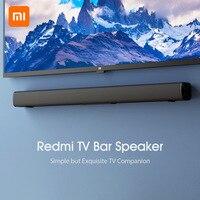 Xiaomi-Altavoz Bluetooth para TV, barra de sonido estéreo con cable Aux de 3,5mm, BT5.0, inalámbrico, Audio para cine en casa, montaje en pared, 30W, MDZ-34-DA, 220V