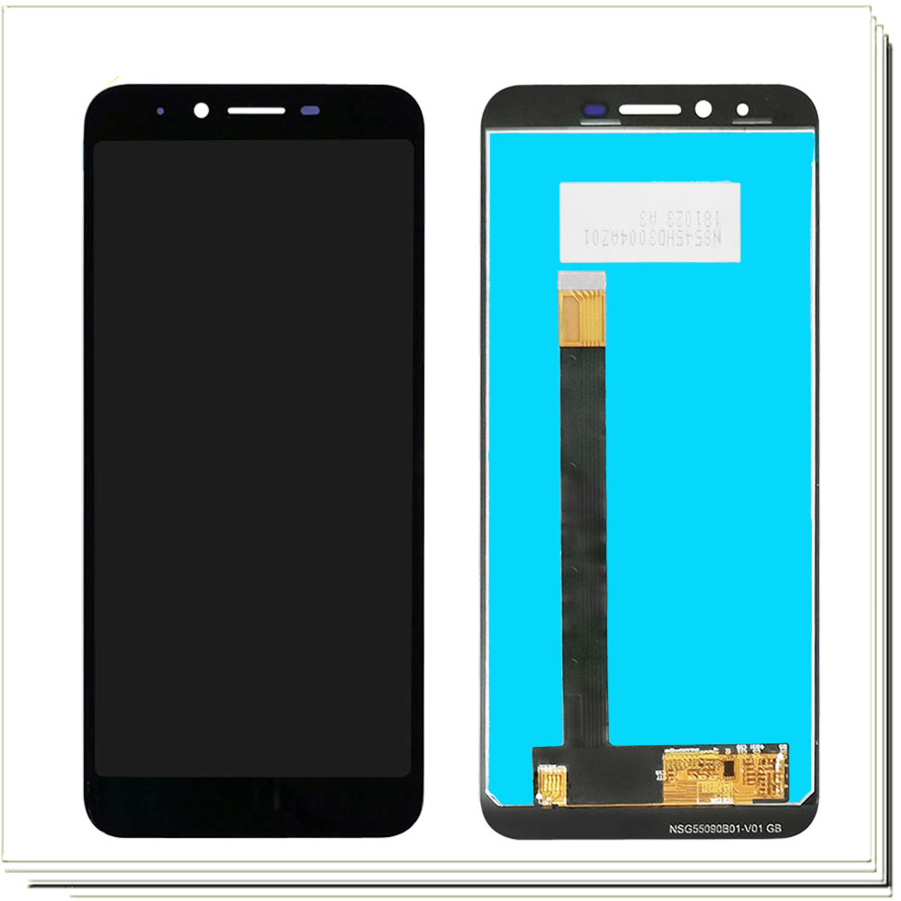 5.5 inch Touch Screen+ LCD Display Replacement For Homtom S99 LCD Screen Assembly(China)