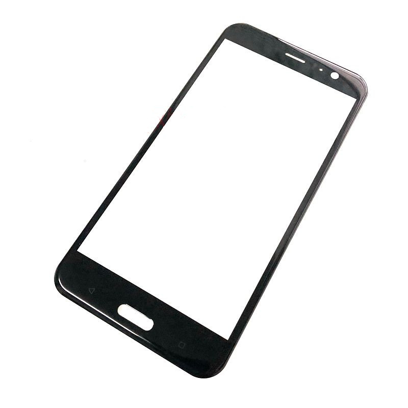 U 11 Outer Screen For HTC U11 Front Touch Panel LCD Display Out Glass Cover Lens Phone Repair Replace Part