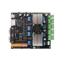 USB MDK2 4 Axis Tb6560 Stepper Motor Driver Board 3.5A 24V with MPG Interface For CNC Engraving U1JB