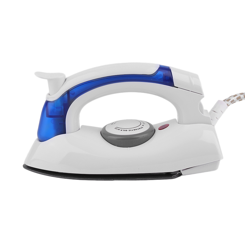 Mini Portable Handheld Electric 700W Clothes Travel Iron For Travelling Temperature Control Household Steam Iron