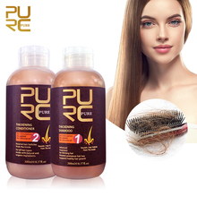 PURC Best Effect Hair Shampoo and Conditioner for Hair Growth and Hair Loss Prevents Premature Thinning Hair for Men and Women